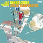 RONNIE CUBER Live At Montmartre album cover