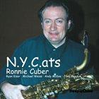 RONNIE CUBER N.Y.C.ats album cover