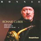 RONNIE CUBER Ronnie album cover