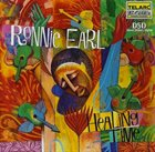 RONNIE EARL Healing Time album cover