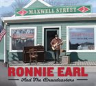 RONNIE EARL Ronnie Earl And The Broadcasters ‎: Maxwell Street album cover