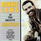 RONNIE LAWS In the Groove album cover