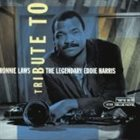 RONNIE LAWS Tribute to the Legendary Eddie Harris album cover