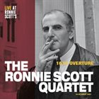 RONNIE SCOTT 1612 Overture album cover
