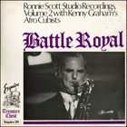 RONNIE SCOTT Battle Royal album cover