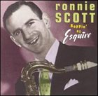 RONNIE SCOTT Boppin' at Esquire album cover