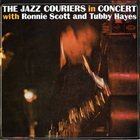 RONNIE SCOTT Jazz Couriers In Concert album cover