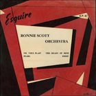 RONNIE SCOTT Ronnie Scott Orchestra (e.p. 81) album cover