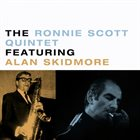 RONNIE SCOTT Ronnie Scott Quintet featuring Alan Skidmore album cover