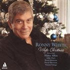 RONNIE WHYTE Whyte Christmas album cover