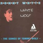 RONNIE WHYTE Whyte Wolf album cover