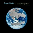 RONNY HEIMDAL Everything's Fine. album cover