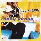 RONNY JORDAN A Brighter Day album cover