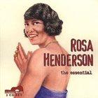 ROSA HENDERSON Essential album cover