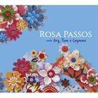 ROSA PASSOS Canta Ary, Tom E Caymmi album cover