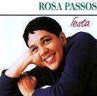 ROSA PASSOS Festa album cover