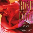 ROSE ROYCE Studio Cuts (Greatest Hits) album cover
