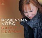 ROSEANNA VITRO The Music Of Randy Newman album cover
