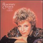 ROSEMARY CLOONEY Rosemary Clooney Sings Ballads album cover