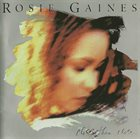 ROSIE GAINES Closer Than Close album cover