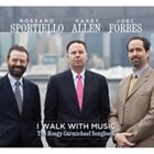 ROSSANO SPORTIELLO I Walk With Music album cover