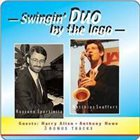 ROSSANO SPORTIELLO Swingin' Duo by the lago (with Matthias Seuffert) album cover