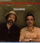 ROSWELL RUDD Roswell Rudd - Giorgio Gaslini Duo : Sharing album cover