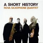 ROVA A Short History album cover