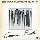 ROVA Cinema Rovaté album cover
