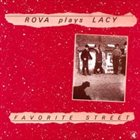 ROVA Rova plays Lacy – Favorite Street album cover