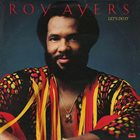 ROY AYERS Let's Do It album cover