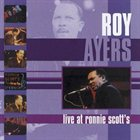 ROY AYERS Live at Ronnie Scott's album cover