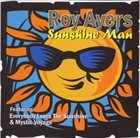 ROY AYERS Sunshine Man album cover