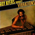 ROY AYERS Vibrations album cover