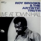 ROY BROOKS Live at Town Hall album cover
