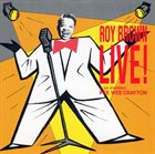 ROY BROWN Roy Brown Also Starring Pee Wee Crayton : Live! album cover