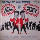 ROY BROWN Roy Brown / Wynonie Harris ‎: Battle Of The Blues album cover