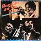 ROY BURROWES Reggae Au Go Jazz album cover