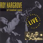 ROY HARGROVE Of Kindred Souls album cover