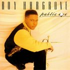 ROY HARGROVE Public Eye album cover