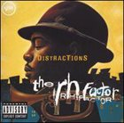 ROY HARGROVE The RH Factor ‎: Distractions album cover