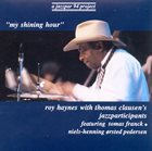 ROY HAYNES My Shining Hour album cover