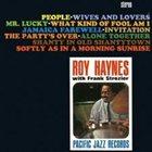 ROY HAYNES People album cover