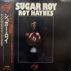 ROY HAYNES Sugar Roy album cover