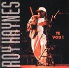 ROY HAYNES Te-Vou! album cover
