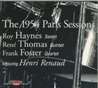 ROY HAYNES The 1954 Paris Sessions album cover