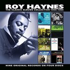 ROY HAYNES The Classic Albums Collection 1954-1964 album cover