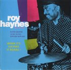 ROY HAYNES When It's Haynes It Roars album cover