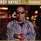 ROY HAYNES Whereas album cover