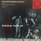 ROY NATHANSON Little Fred album cover